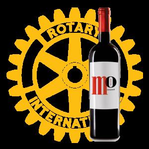 VINO SOLIDARIO 2015 ALICANTE MO Y ROTARY